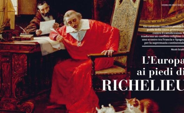 Parte Terza Richelieu e l'egemonia francese in Europa