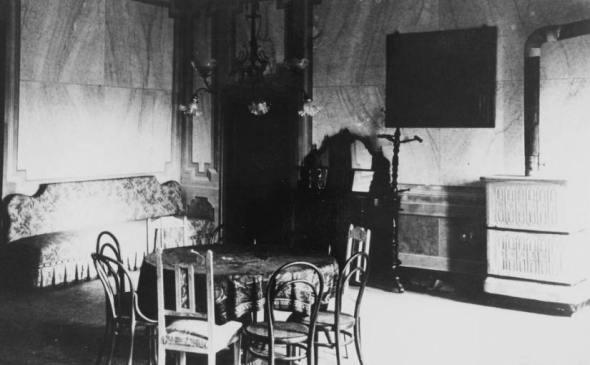 Cento anni fa a Villa Giusti…