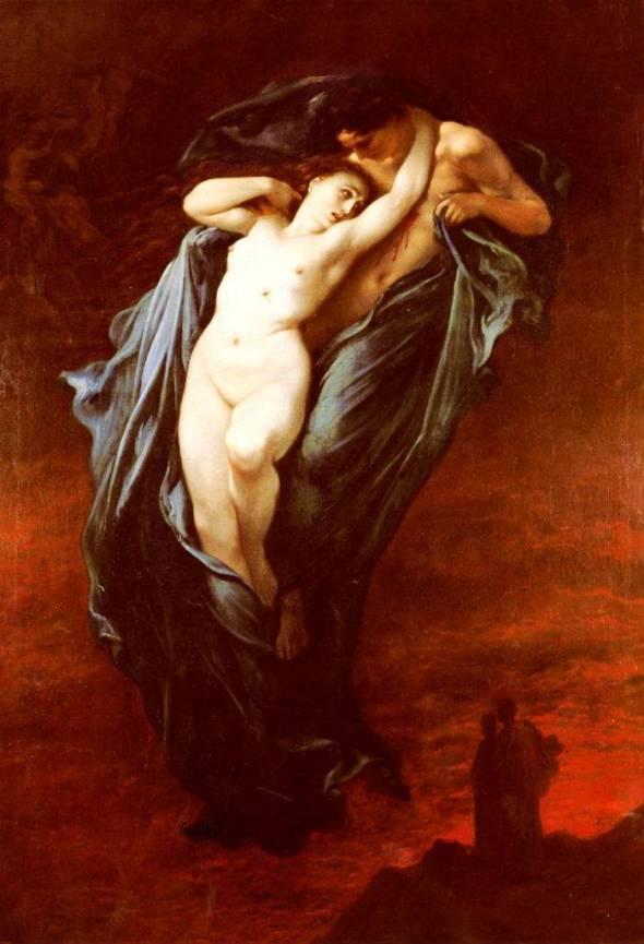 Inferno, Paolo e Francesca