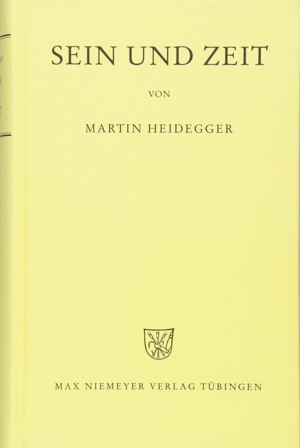 Essere e tempo (Sein und Zeit), di Martin Heidegger