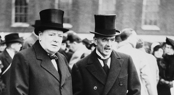 Churchill_and_Chamberlain