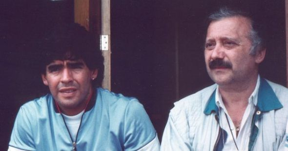Gianni Minà su Diego Armando Maradona.