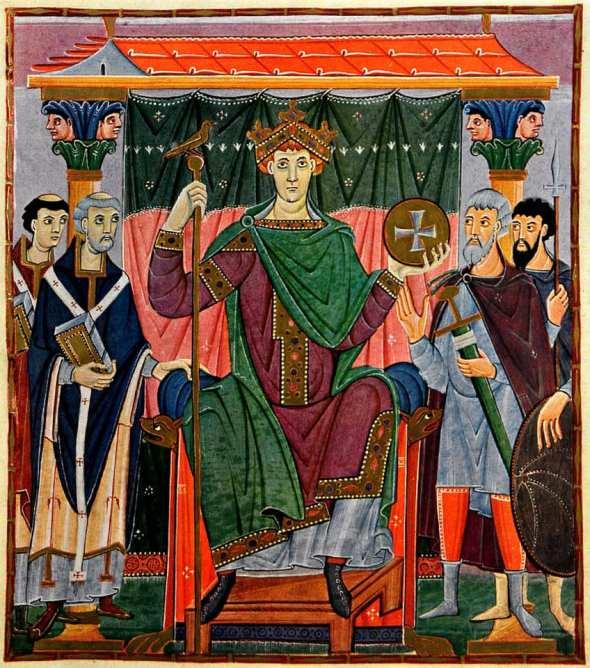 Ottone III e la fine della casa di Sassonia