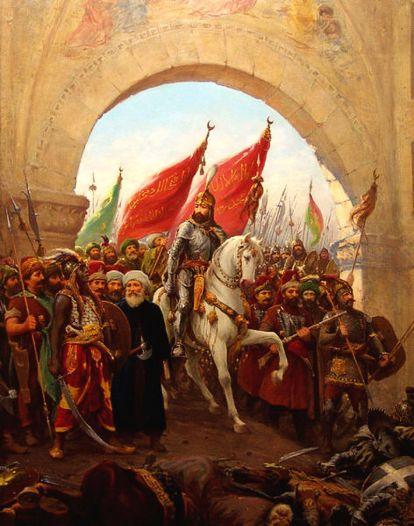 Sultan Mehmed II, know as the conqueror