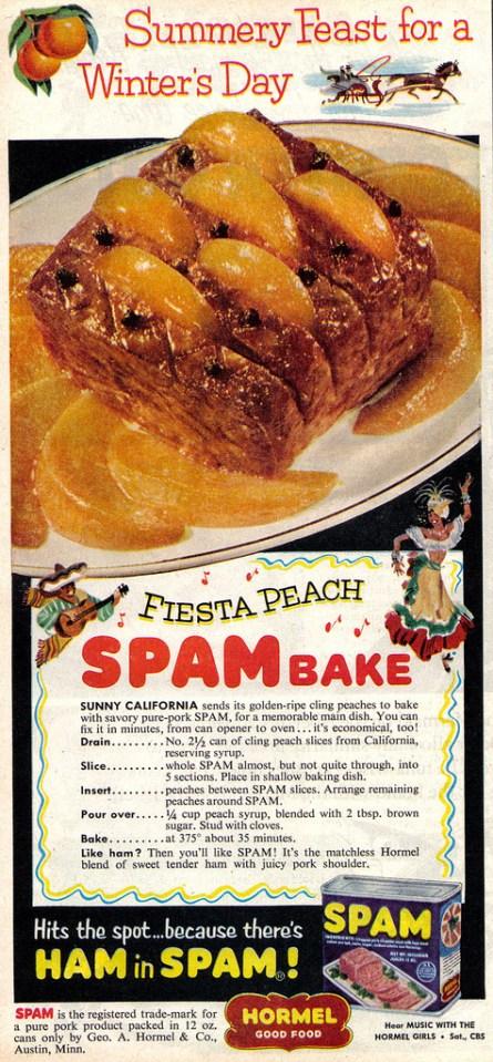 vintage recipie