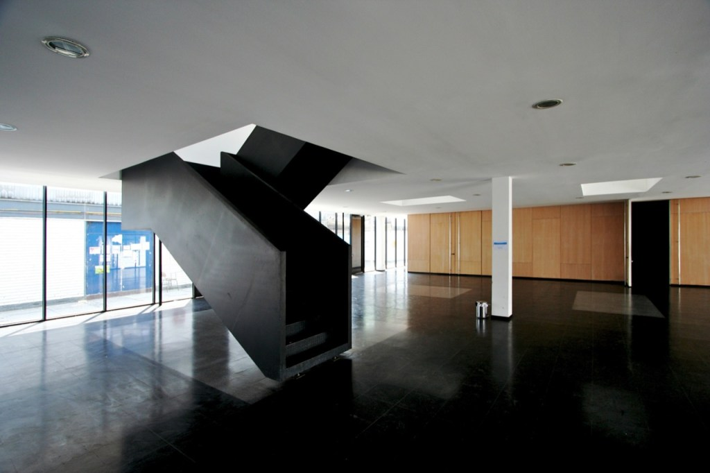 Universidad de Chile School of Arts by Albert Tidy + Emilio Marin