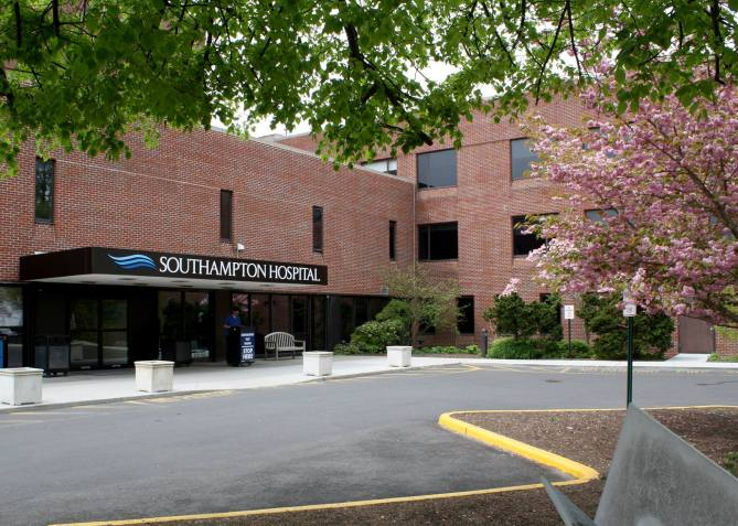 Clinical placements at Southampton and Westchester Hospitals in USA