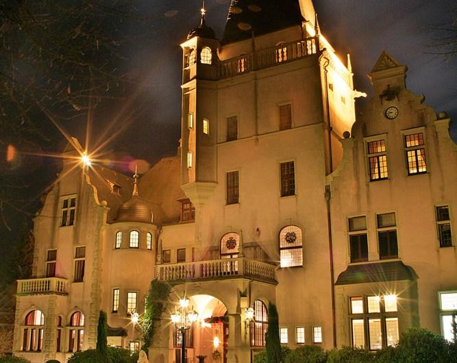 Schoß Tremsbüttel zur Geisterstunde