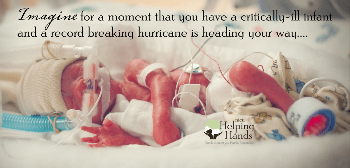 NICU Family Hurricane Harvey Relief Fund Update