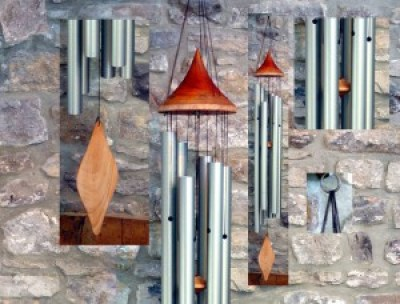 Wind Chimes made by William Thomas