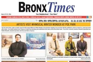 Bronx Times Reporter and Bronx Times newspapers