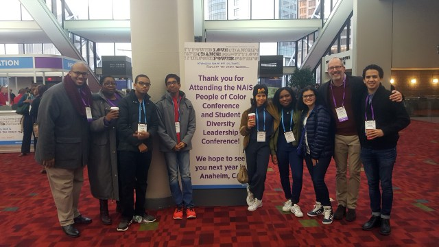NAIS 2016 Student Diversity Leadership Conference