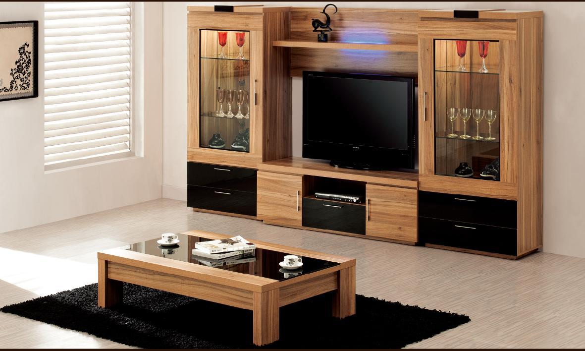 les meubles de salon en bois lesmeubles