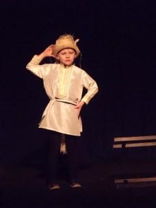 6-latek z talentem aktorskim Niebywałe Suwałki 2