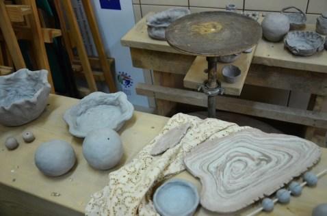 Warsztaty ceramiczne i pamiątkarskie w Nowince Niebywałe Suwałki 5