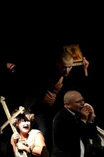 Prorok Ilja przybył z wizją nowego świata – Teatr Wierszalin w Sejnach Niebywałe Suwałki 18