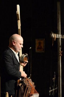Prorok Ilja przybył z wizją nowego świata – Teatr Wierszalin w Sejnach Niebywałe Suwałki 4