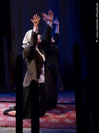 Prorok Ilja przybył z wizją nowego świata – Teatr Wierszalin w Sejnach Niebywałe Suwałki 38