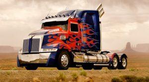 Optimus Prime, materiały prasowe.