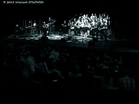 Final warsztatow Gospel; SOK - Suwalki; 07.II.2015