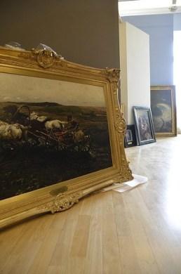 """Na wystawie """"Egzotyczna Europa"""" znajdą się także obrazy Alfreda Wierusza-Kowalskiego."""