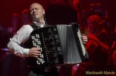 Marcin Wyrostek, Tango Corazon i orkiestra Aukso w Suwalskim Ośrodek Kultury.