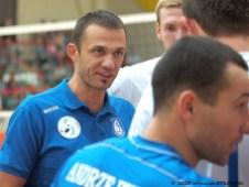 Trener Dmitrij Skoryj, Slepsk Suwalki - 26.IX.2015
