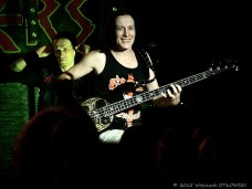 16.10.2015, Suwalki, Piwiarnia Warka / Na Starowce, koncert zespolu Acid Drinkers - trasa: Headbanger's Delight Tour). Foto. Wojciech Otlowski