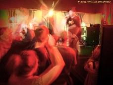 22.04.2016, Suwalki, Piwiarnia Warka / Na Starowce, koncert O.S.T.R. -ego. Foto. Wojciech Otlowski