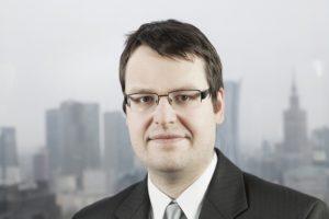 Na zdj. Marcin Lipka, analityk Cinkciarz.pl.
