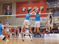26.III.2017; Suwalki - Hala OSiR; 3 mecz polfinalowy play-off, Slepsk Suwalki – KPS Siedlce 3:0
