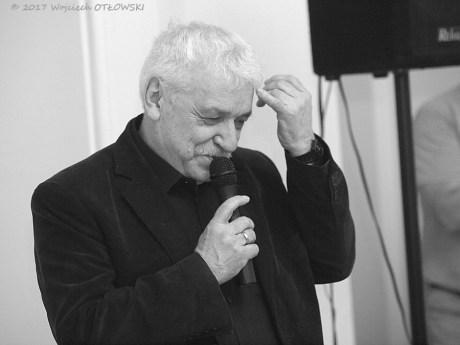 04.IV.2017; Suwalki; Muzeum Okregowe. spotkanie z Wieslawem Banachem © 2017 Wojciech Otlowski