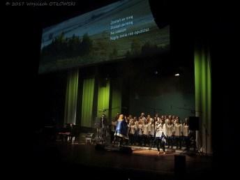 12.V.2017, Suwalki, SOK - Sala im. Andrzeja Wajdy, Suwalki Gospel Choir - X-lecie © 2017 Wojciech Otlowski