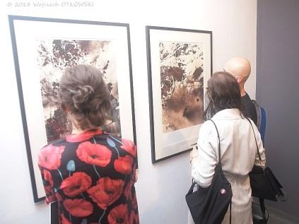 13 VII 2018, Suwalki, CSW; wernisaz wystawy Jerzego Skolimowskiego - malarstwo © 2018 Wojciech Otlowski