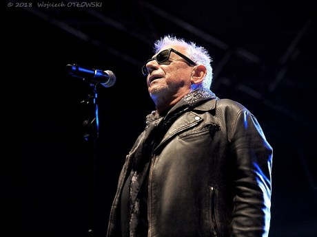 06 VII 2018, Suwalki Blues Festival 2018 - Eric Burdon © 2018 Wojciech Otlowski