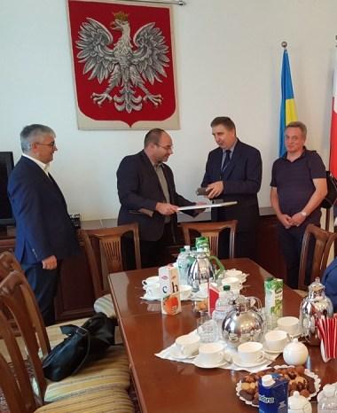 Kierunek Charkow - spotkanie z konsulem