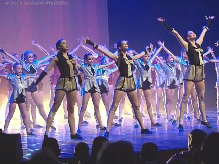 Spektakl Światła Broadwayu, 5 lat Dance Academy