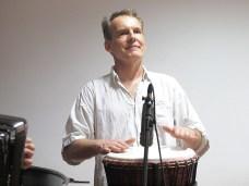 08 VI 2019, Suwałki - Biblioteka Publiczna - Noc Bibliotek - koncert zespołu Susz (Józef Stankiewicz) © 2019 Wojciech Otłowski