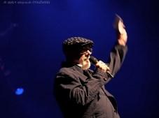 11 VII 2019, Suwałki Blues Festival 2019; Suwalski Ośrodek Kultury; Jan Chojnacki zapowiada koncert Corey Harris Acoustic Trio & SOK © 2019 Wojciech Otłowski