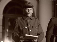 24 VIII 2019 Suwałki; ul. Mickiewicza - inscenizacja z okazji 100 rocznicy wyzwolenia miasta © 2019 Wojciech Otłowski
