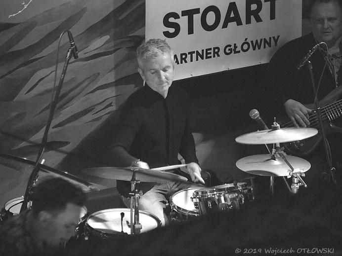 17 IX 2019; Suwałki - Rozmarino, Apostolis Anthimos Quartet © 2019 Wojciech Otłowski