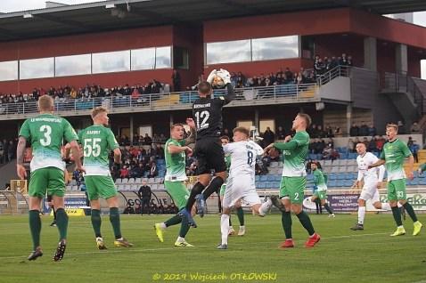 05 X 2019 ; Suwałki - Stadion Miejski; I liga, Wigry S. - Radomiak 1;4 © 2019 Wojciech Otłowski