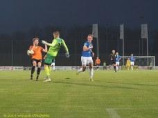 03 XI 2019 ; Suwałki - Stadion Miejski; I liga, Wigry S. - Chrobry Glogów 1:1 © 2019 Wojciech Otłowski