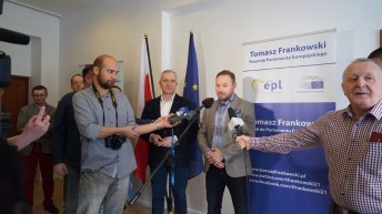 Robert Tyszkiewicz Tomasz Frankowski
