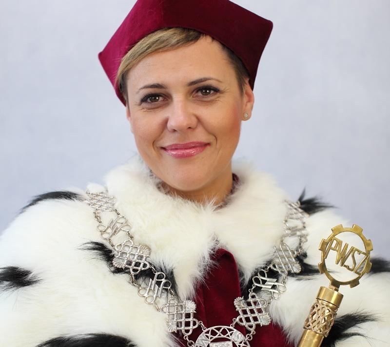 Dr Marta Wiszniewska rektorem PWSZ