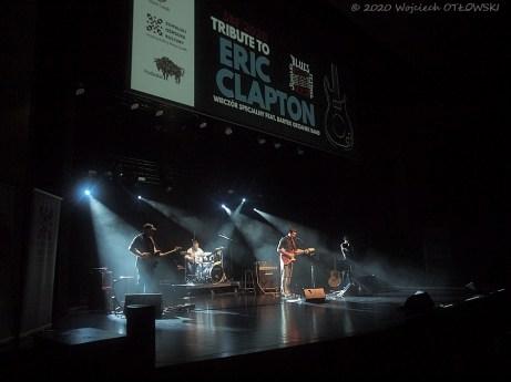 11 VII 2020 , Suwałki - SOK - Suwałki Blues Festival 2020 - Tribute to Eric Clapton z Bartek Grzanek Band © 2020 Wojciech Otłowski