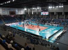 23 VIII 2020; Suwałki Arena; XI Memoriał Gajewskiego - mecz Ślepsk Malow Suwałki - VERVA Warszawa ORLEN Paliwa 1:3 © 2020 Wojciech Otłowski