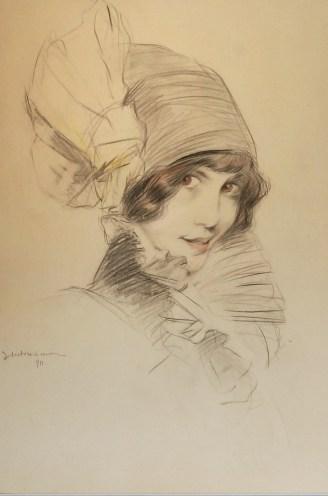 23-19_Portret m+éodej kobiety 1911 (Lucyna Messal)