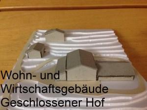 Wohn und Wirtschaftsgebnäude Geschossener Hof2