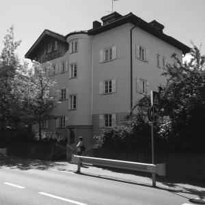 Büro Niederkofler Pobitzer Dantestrasse Bruneck